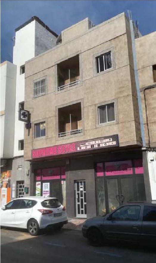 Piso en venta en Cruce de Sardina, Santa Lucía de Tirajana, Las Palmas, Calle Primero de Mayo, 47.500 €, 1 habitación, 1 baño, 38 m2