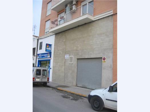 Local en alquiler en Grupo Corell, Almazora/almassora, Castellón, Calle San Fernando, 700 €, 326 m2