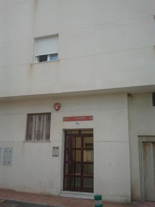 Piso en venta en Garrucha, Almería, Calle Alfonso Xiii, 84.970 €, 2 habitaciones, 1 baño, 68 m2