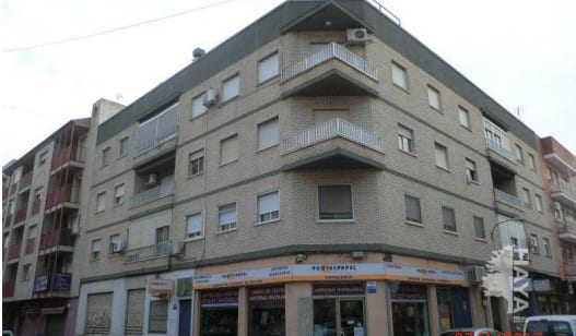 Piso en venta en Murcia, Murcia, Calle Juan Carlos I, 83.700 €, 3 habitaciones, 2 baños, 134 m2