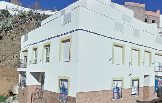 Piso en venta en Abla, Almería, Calle San Anton, 56.300 €, 2 habitaciones, 1 baño, 93 m2