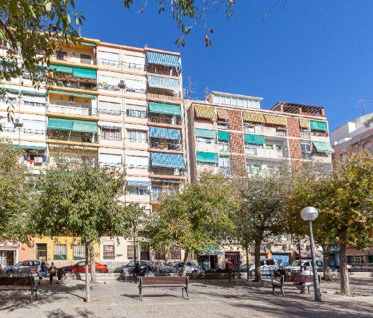Piso en alquiler en Alicante/alacant, Alicante, Calle del Sol, 400 €, 3 habitaciones, 1 baño, 79 m2
