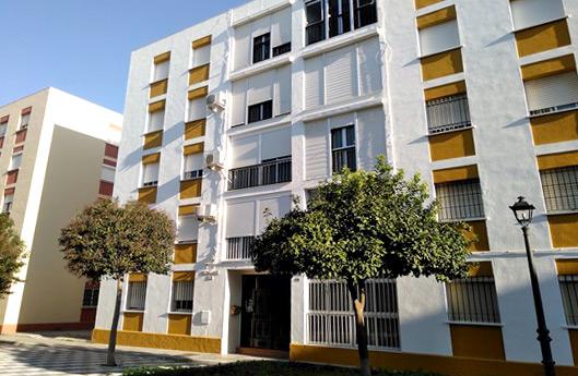 Piso en venta en Vistahermosa, El Puerto de Santa María, Cádiz, Plaza Doctor Agustin Fernandez Rodriguez, 56.400 €, 1 habitación, 1 baño, 80 m2