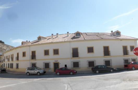 Piso en venta en Vélez-rubio, Vélez-blanco, Almería, Calle Marques de los Velez, 37.679 €, 1 habitación, 1 baño, 58 m2