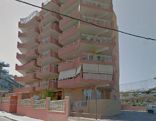 Piso en venta en Calpe/calp, Alicante, Calle Borumbot, 111.000 €, 2 habitaciones, 1 baño, 89 m2