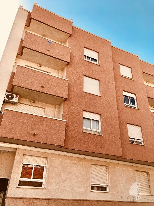 Piso en venta en Almoradí, Alicante, Calle Santo Cristo, 46.000 €, 2 habitaciones, 1 baño, 90 m2