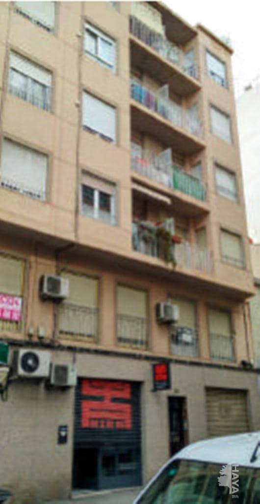 Piso en venta en Carrús Oest, Elche/elx, Alicante, Calle Concepcion Arenal, 33.100 €, 2 habitaciones, 1 baño, 70 m2