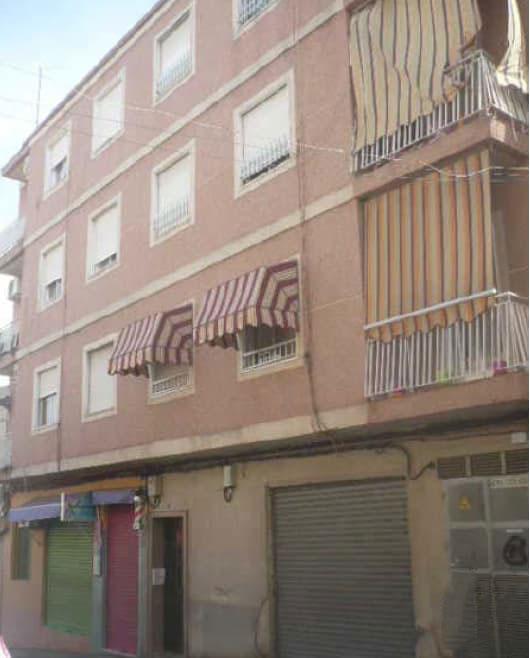 Piso en venta en Molina de Segura, Murcia, Calle Reyes Catolicos, 58.900 €, 3 habitaciones, 1 baño, 76 m2