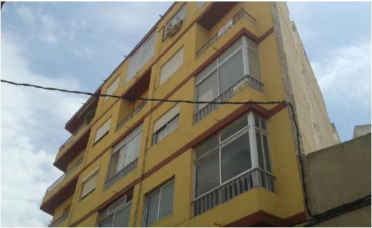 Piso en venta en Elda, Alicante, Calle Juan Ponce de Leon, 18.500 €, 2 habitaciones, 1 baño, 69 m2