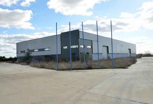 Industrial en venta en Venta de Pollos, Pollos, Valladolid, Calle Centro Al Pago del Quinto, 491.400 €, 3 m2