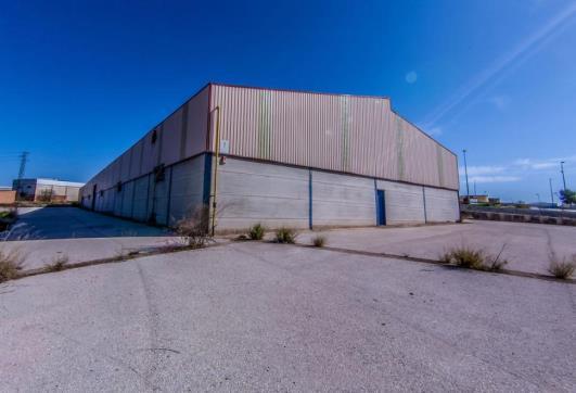 Industrial en venta en Casa Mateo, Bailén, Jaén, Avenida de Linares, 495.600 €, 6167 m2