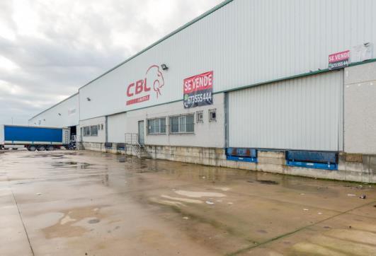 Industrial en venta en Guadalcacín, Jerez de la Frontera, Cádiz, Calle Dracma, 1.273.700 €, 4 m2
