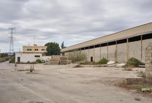 Industrial en venta en Vera Costa, Vera, Almería, Calle Polígono Industrial de Garrucha, 2.119.600 €, 11 m2