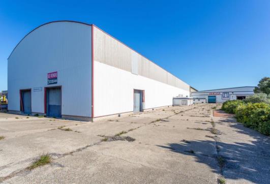 Industrial en venta en Cartuja Baja, Zaragoza, Zaragoza, Calle Polígono Industrial la Cartuja Baja, 3.272.900 €, 13 m2