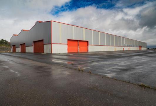 Industrial en venta en As Pontes de García Rodríguez, A Coruña, Calle Polígono Industrial Parque Empresarial de Penapurreira, 4.246.900 €, 19 m2