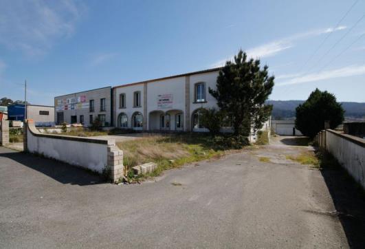 Industrial en venta en Meaño, Meaño, Pontevedra, Calle Polígono Industrial A Pedreira, 700.400 €, 1543 m2