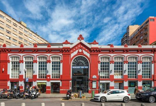 Oficina en venta en Gijón, Asturias, Plaza Agosto, 430.200 €, 673,39 m2