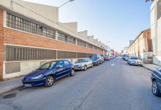 Industrial en venta en Sabadell, Barcelona, Calle Viladamor, 1.116.200 €, 2 m2