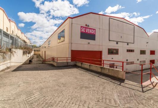 Industrial en venta en Mejorada del Campo, Madrid, Calle Segura, 1.475.300 €, 3 m2
