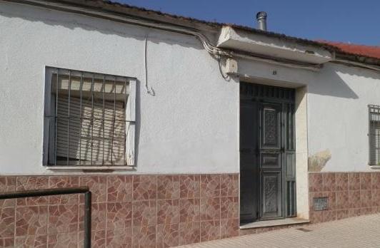 Casa en venta en Linares, Jaén, Calle de Masegosas, 60.000 €, 4 habitaciones, 1 baño, 120 m2