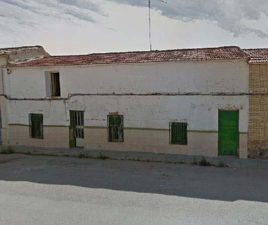 Casa en venta en Casas de Benítez, Cuenca, Calle Losa, 75.300 €, 3 habitaciones, 1 baño, 133 m2