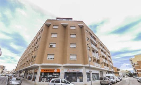 Piso en venta en Amposta, Tarragona, Calle Barcelona, 104.500 €, 3 habitaciones, 2 baños, 107 m2