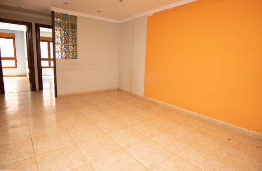 Piso en venta en Distrito Sur, Gijón, Asturias, Calle San Matias, 89.300 €, 3 habitaciones, 2 baños, 78 m2