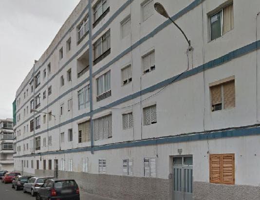 Piso en venta en El Batán, la Palmas de Gran Canaria, Las Palmas, Calle Ernest Hemingway, 43.591 €, 3 habitaciones, 1 baño, 69 m2