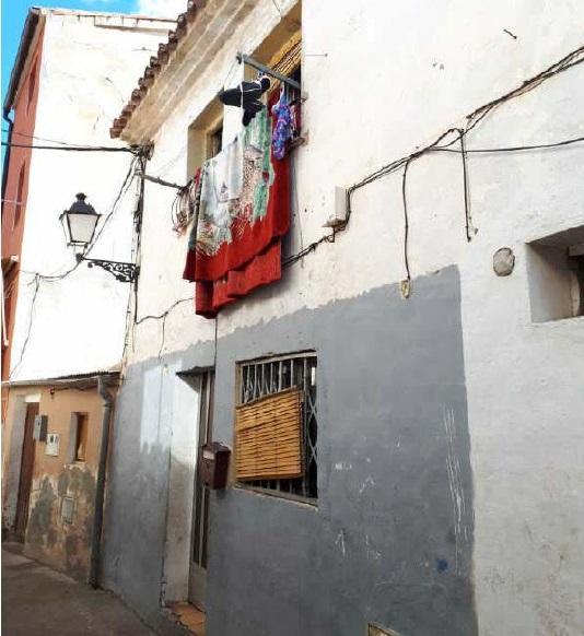 Casa en venta en Fitero, Fitero, Navarra, Calle San Anton, 40.000 €, 4 habitaciones, 2 baños, 101 m2