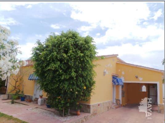 Casa en venta en Dénia, Alicante, Calle Fumatell, 303.500 €, 3 habitaciones, 2 baños, 999 m2