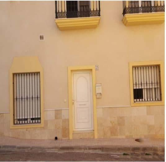 Piso en venta en Turre, Almería, Calle la Fragua, 56.500 €, 2 habitaciones, 1 baño, 83 m2