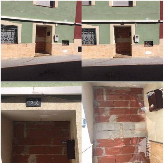 Piso en venta en Piso en Bullas, Murcia, 79.800 €, 4 habitaciones, 2 baños, 999 m2