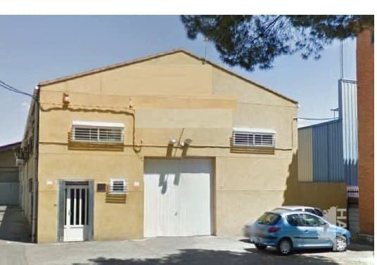 Industrial en venta en Albacete, Albacete, Calle E, 589.700 €, 1717 m2