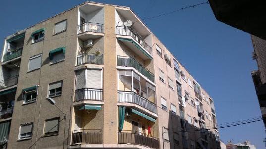Piso en venta en Elda, Alicante, Calle Marina Española, 15.379 €, 3 habitaciones, 1 baño, 74 m2