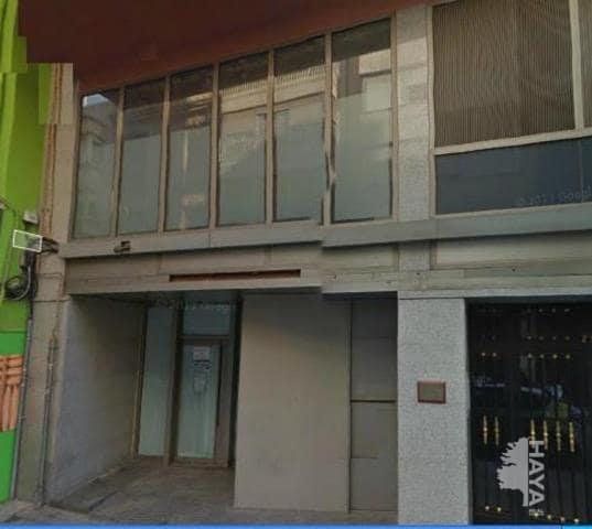 Oficina en venta en Burriana, Castellón, Calle El Raval, 108.800 €, 239 m2