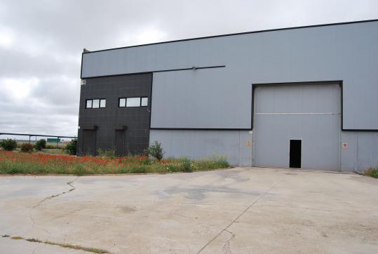 Industrial en venta en Pollos, Valladolid, Calle Centro Al Pago del Quinto, 792.400 €, 3440 m2