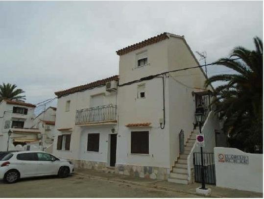 Piso en venta en Esquibien, Dénia, Alicante, Urbanización El Cortijo, 115.500 €, 2 habitaciones, 1 baño, 74 m2