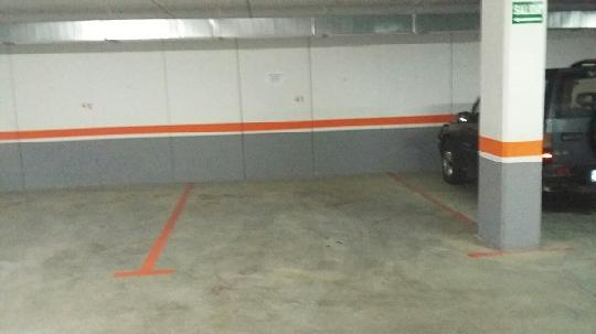 Parking en venta en Ávila, Ávila, Calle de la Constitucion, 6.300 €, 32 m2