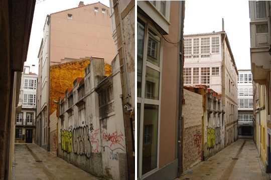 Suelo en venta en Pescadería, A Coruña, A Coruña, Calle Herrador, 194.400 €, 59 m2