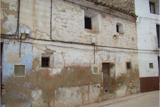 Casa en venta en Plasencia de Jalón, españa, Calle Horno, 10.400 €, 3 habitaciones, 1 baño, 70 m2