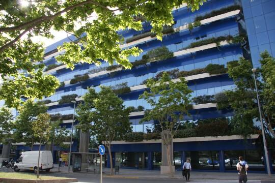 Oficina en venta en Badalona, Barcelona, Lugar P0ligono Batlloria -montigalla, 355.000 €, 429 m2