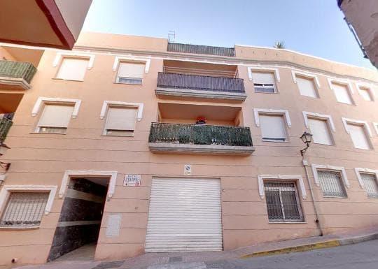 Piso en venta en Cuevas del Almanzora, Almería, Calle Cervantes, 74.900 €, 3 habitaciones, 1 baño, 70 m2