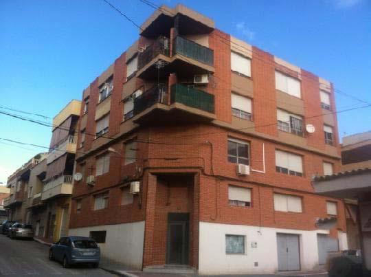 Piso en venta en Las Arboledas, Archena, Murcia, Calle Juan de la Cierva, 39.991 €, 3 habitaciones, 1 baño, 90 m2