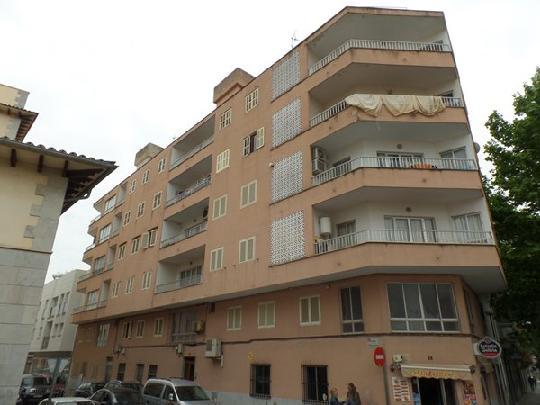 Piso en venta en Crist Rei, Inca, Baleares, Calle Blanquerna, 65.147 €, 3 habitaciones, 1 baño, 116 m2