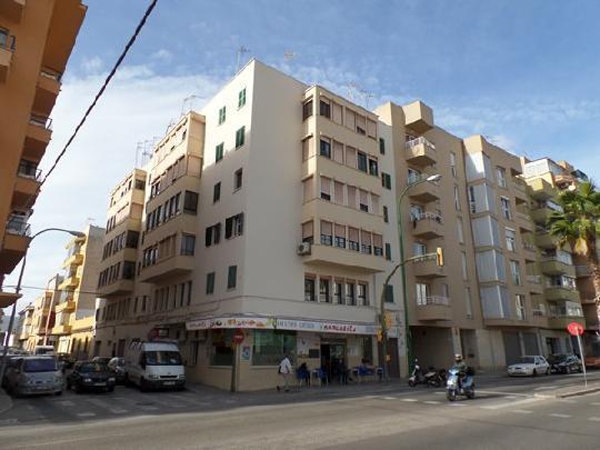 Piso en venta en Palma de Mallorca, Baleares, Calle Ramon Serra, 108.406 €, 3 habitaciones, 1 baño, 61 m2