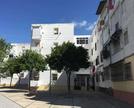 Piso en venta en La Plata, Jerez de la Frontera, Cádiz, Avenida Solea, 40.000 €, 1 habitación, 1 baño, 62 m2