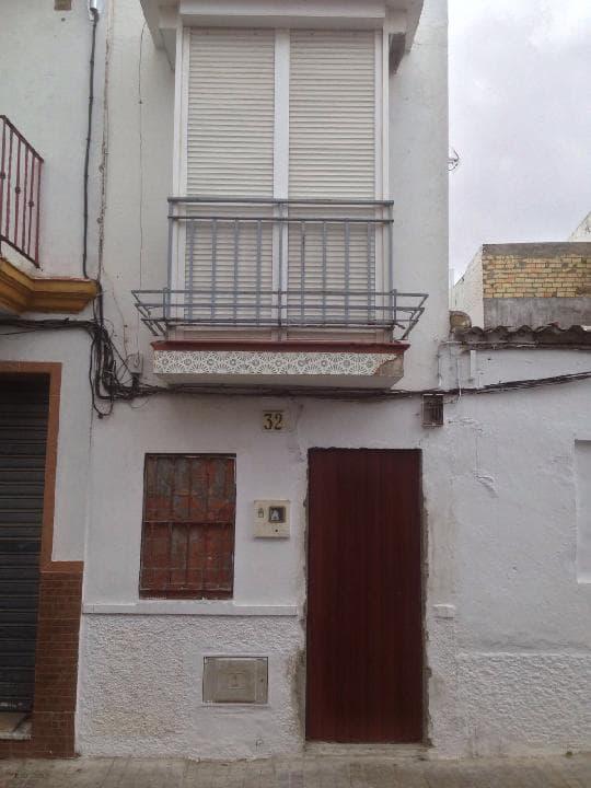 Casa en venta en Cerro-amate, Sevilla, Sevilla, Calle Cl Virgen de la Saletta, 33.490 €, 2 habitaciones, 1 baño, 52 m2