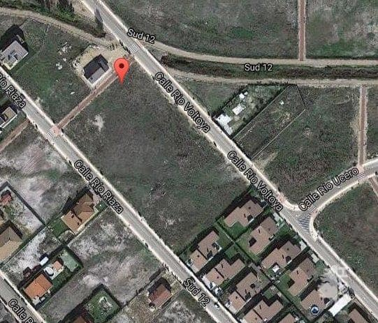 Suelo en venta en Olmedo, Valladolid, Calle El Soto (sud-12), 16.700 €, 660 m2
