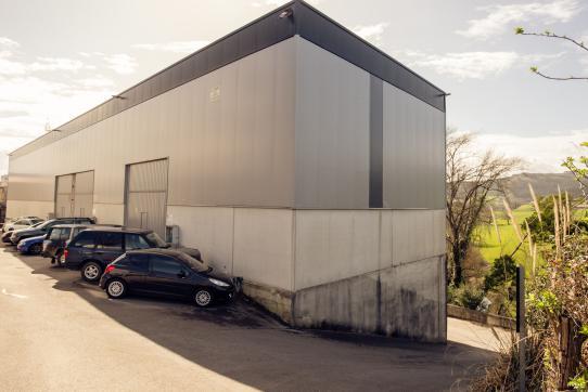 Industrial en venta en Meruelo, Cantabria, Barrio Vallejada, 73.100 €, 233 m2