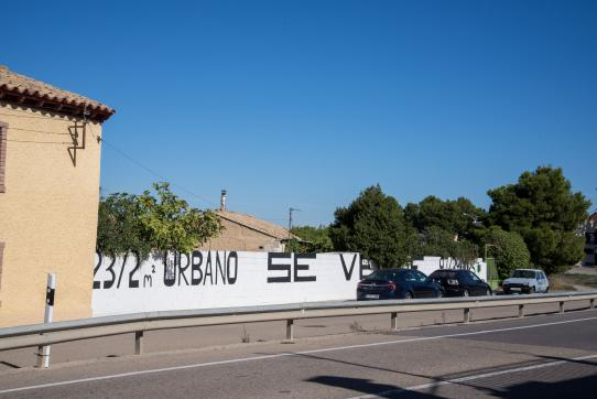 Casa en venta en Zuera, Zaragoza, Calle Barrio del Portazgo, 87.400 €, 2 habitaciones, 1 baño, 80 m2